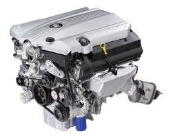 Rebuilt Cadillac Seville Engine