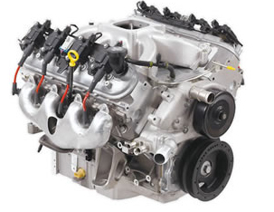 Chevy Corvette 6.0L LS2 Engines