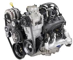 Chevy Silverado 1500 4.3L Engines