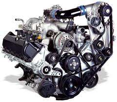 Ford 2004 F150 Pickup Truck Engine