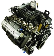 F-Series Ford 5.4L Engine