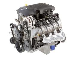 Chevy Truck Engines