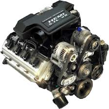 Jeep 5.7 V8 Hemi Engine