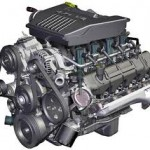 Jeep Commander Engine