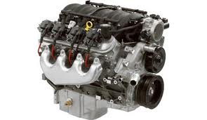 Chevy 5.7 Engines