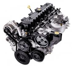 2.5 Jeep Engine